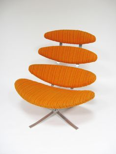 Corona Chair | Erik Jorgenen | Danish Modern