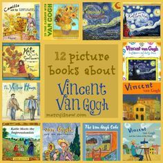12 Picture Books abo