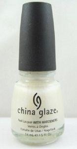 China Glaze White-Kwik-Silvr Nail Polish 72038