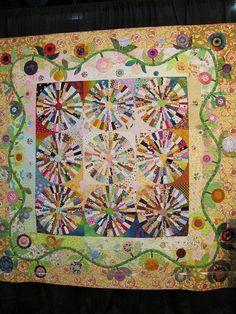 cake, wheel, houston quilt, fun quilt, beauti quilt, origin quilt, quilter unknown