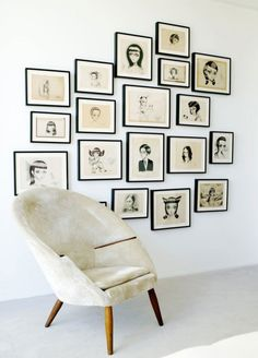 wall display