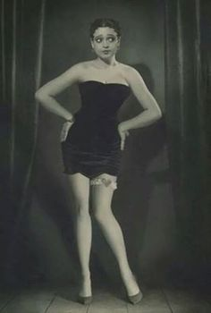 "BETTY BOOP - Origin Ms. ESTHER JONES, known by her stage name, ""Baby Esther,"" was an African-American singer and entertainer of the late 1920s. She performed regularly at the The Cotton Club in Harlem. Singer Helen Kane saw her act in 1928 and (COPIED or stole) Ms. Jones' singing style! for a recording of ""I Wanna Be Loved By You."" Ms. Jones' singing style went on to become the inspiration for Max Fleischer cartoon character's voice and singing style of BETTY BOOP, who was a Black Woman."