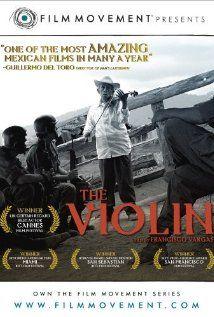 El violin / HU DVD 4082 /  http://catalog.wrlc.org/cgi-bin/Pwebrecon.cgi?BBID=7317189