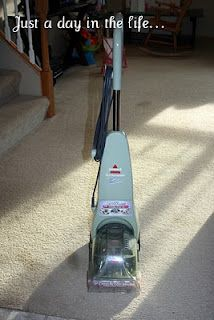 must do this...clean carpet with shaklee basic h