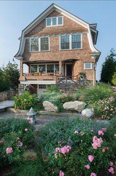 Classic Seaside Shingle Style Cottage