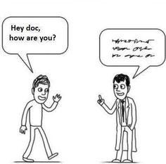 Doctors !