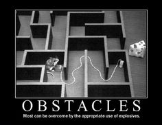 Mouse Obstacles