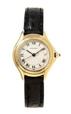 "Cartier ""Cougar"" Watch From Simon Teakle by Simon Teakle for Preorder on Moda Operandi"