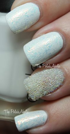 Spice Up An Understated Mani