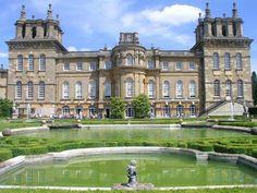Blenheim Palace, UK