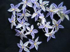 Turkish needle lace - oya