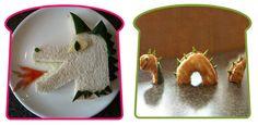 dragon sandwiches