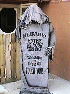 Inspiration for haunt entrance
