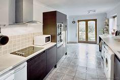 small kitchen, wood kitchen, kitchen cabinets