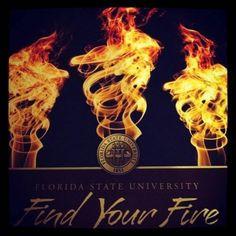 Find Your Fire #FSU