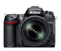 Nikon D7000 - My present camera. . .Rich III