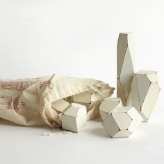 Fort Standard Blocks | Handmade + Playful #OKLartisanal