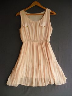 beautiful dress for summer to fall