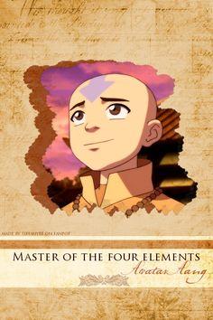 Aang I love you! <3 <3