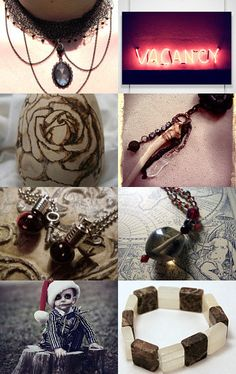 Blood Poisoning -- pinned via treasurypin.com    Click the photo for more beautiful items!