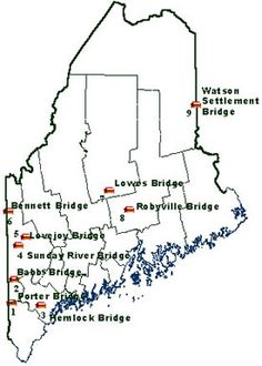 Covered Bridges On Pinterest  Maps Covers Facebook And