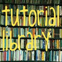 Organize tutorials from your blog