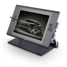 Cintiq 24HD Pen Display from Wacom.
