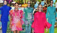 Fashion Snoops S/S 2014 Trends   9. 70's Miami