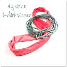 diy scarv, crafti, t shirt scarves, craftdiy project, craft idea, diy craft, tshirt scarv, t shirts, diy projects