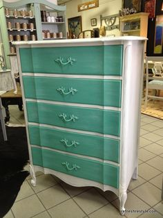 French Provincial Fab Refresh - Refresh Restyle