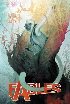 dc comics, art, fabl cover, fabl 101, inspir, james jean, cover 101, illustr, book cover