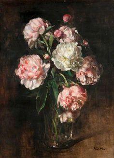 Peonies, Anne Davidson Muir