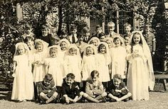 Church Supply Warehouse: The First Communion, a Brief Introduction