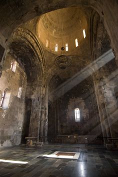 | maliceandvice: The Monastery of Tatev, Armenia,...
