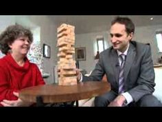 Meet Leslie Scott the inventor of Jenga.