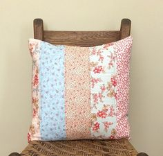 Love this pillow! Shabby Chic