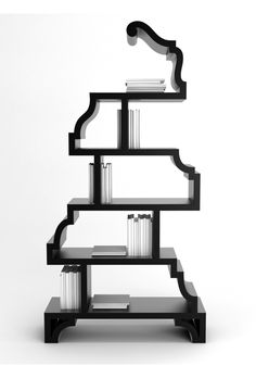 Decay Shelves by Stanislav Katz - love the fun in these.