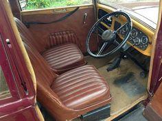 1935 Austin 7 Ruby Saloon
