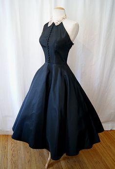 1950s Emma Domb dress