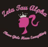 Zeta Tau Alpha girls have everything!