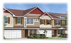 New homes in Eagan, MN - Nicols RIdge Revere Exterior