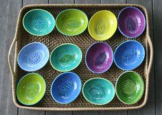 SIGRID OLSEN art — Ceramics
