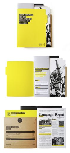 Annual Report - Layout