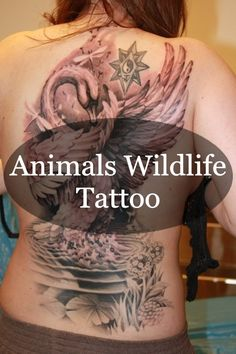 45 Creative Animals Wildlife Tattoo Designs and Ideas For Inspiration