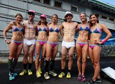Slideshow: Annual underpants run in Kona