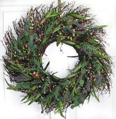 Meadow Sweet Silk Wreath