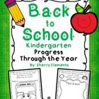 """I appreciate the feedback you leave below.   This """"Back to School: Progress Through the Year"""" pack is great for showing student progress throughout..."""