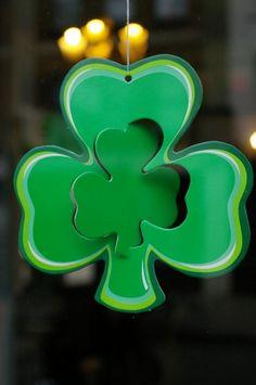 St Patrick's Day decoration #stpatricksdaycrafts