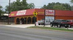 El Bracero Mexican Restaurant in Kingsland, Texas
