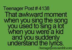 this happens a lot haha.